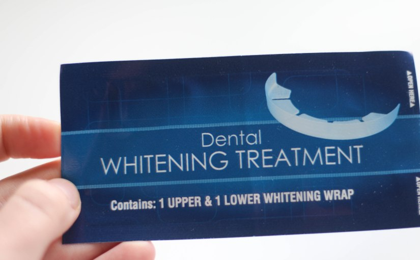 Up & Up Whitening Wrap Review
