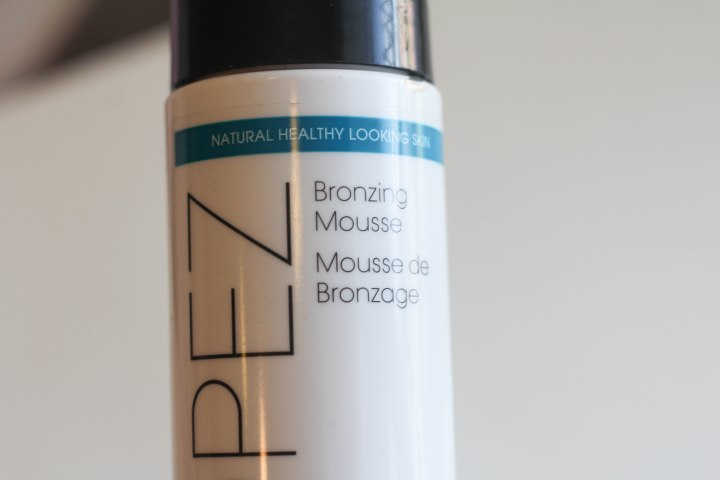 Saint Tropez Classic Bronzing Mousse Review and Tutorial