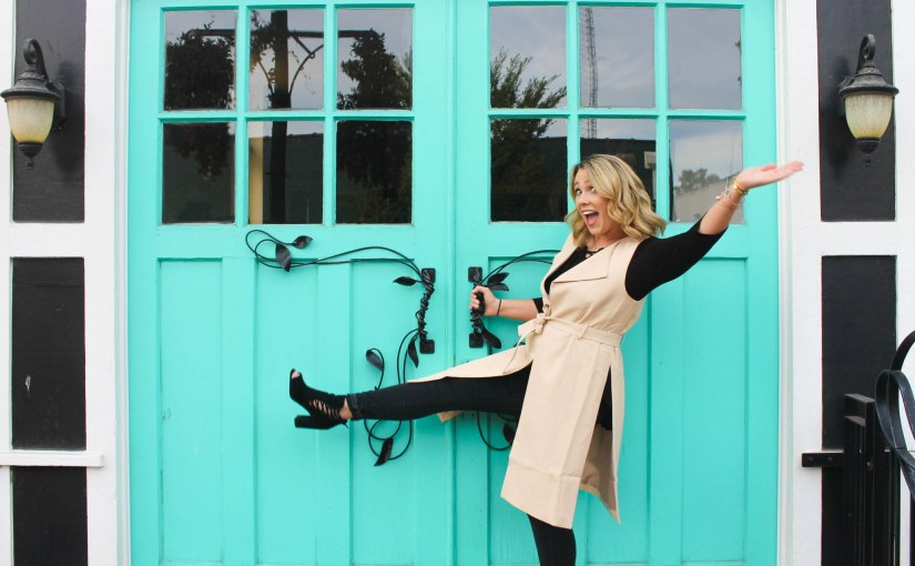 Falling for Mint Julep Boutique